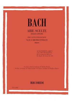 Bach: Arie scelte dalle Cantate Vol.2 (con)
