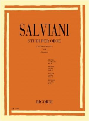 C. Salviani: Studi per oboe Vol. 2