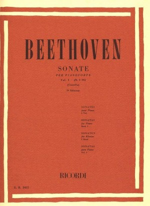 Beethoven: Sonatas Vol.1: No.1 - No.16