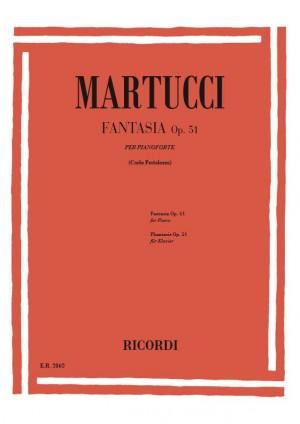 Martucci: Fantasia Op.51