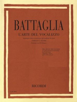 Battaglia: L'Arte del Vocalizzo Vol.1