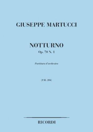 Martucci: Notturno Op.70, No.1