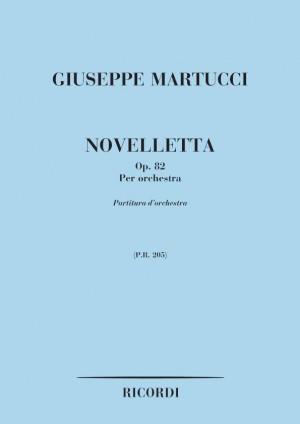 Martucci: Novelletta Op.82