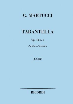 Martucci: Tarantella Op.44, No.6