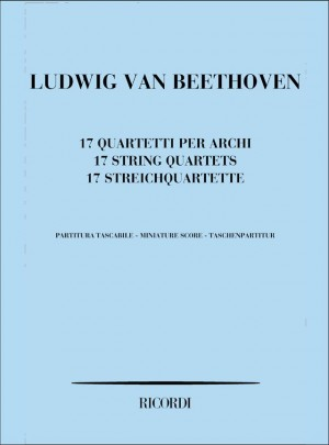 Beethoven: Quartets