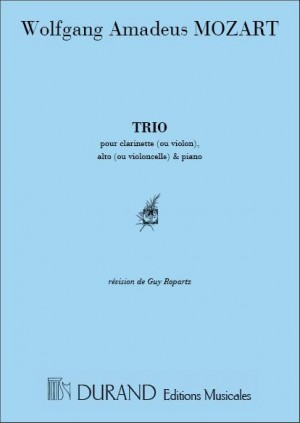Mozart: Trio K498