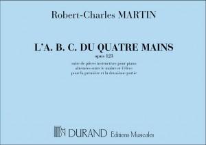 Martin: L'ABC du 4 Mains