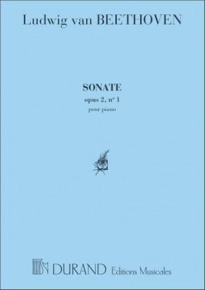 Beethoven: Sonata No.1, Op.2 no.1 in F minor (Durand)