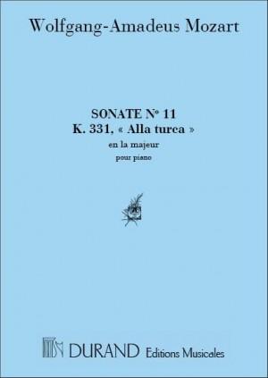 Wolfgang Amadeus Mozart: Intégrale Des Sonates Pour Piano: N. 11, K. 331