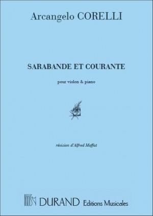 Corelli: Sarabande et Courante