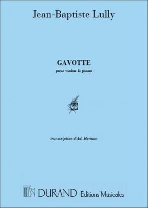 Lully: Gavotte