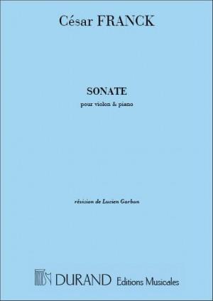 Franck: Sonate (transc. L.Garban)