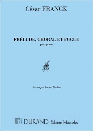 Franck: Prélude, Choral et Fugue (transc. L.Garban)
