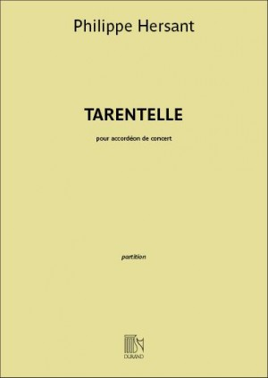 Philippe Hersant: Tarentelle