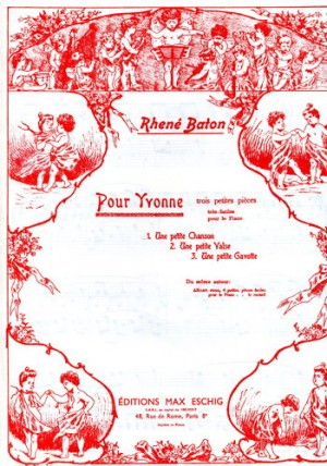 Rhené-Baton: Une Petite Chanson
