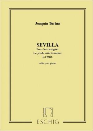 Turina: Sevilla Op.2, Suite