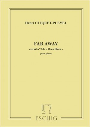 Henri Cliquet-Pleyel: Pleyel 2 Blues N 2 Pno