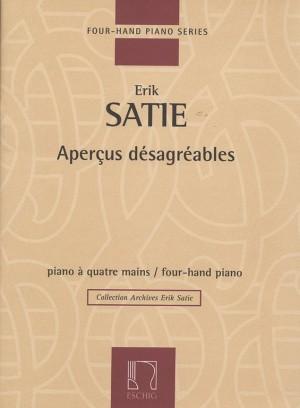 Satie: Aperçus désagréables