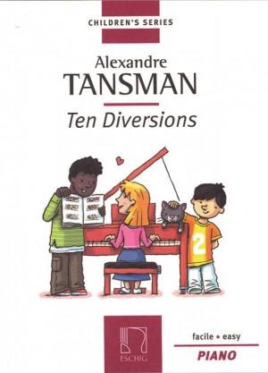 Tansman: 10 Diversions