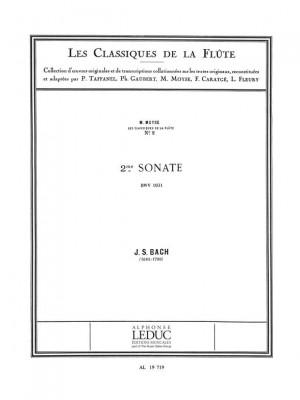 Johann Sebastian Bach: Sonata No.2, BWV1031 in E flat major