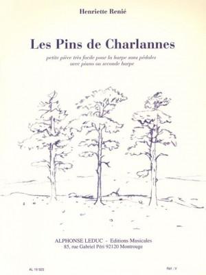 Henriette Renié: Henriette Renie: Pine trees of Charlannes
