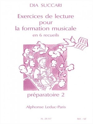 Dia Succari: Reading exercises for music theory - Vol. 4