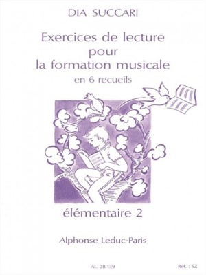 Dia Succari: Theory Exercises for Musical Education (Volume 6)