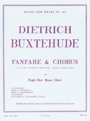 Dietrich Buxtehude: Fanfare And Chorus