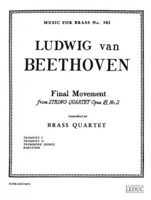 Ludwig van Beethoven: String Quartet Op.18 No.2 In G - Final Movement