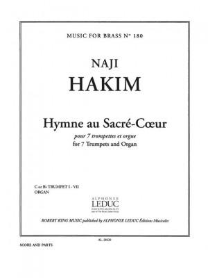 Naji Hakim: Naji Hakim: Hymne au Sacre-Coeur