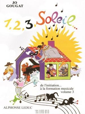 Jo Gougat: 1,2,3 Soleil de l'Initiation - Volume 3