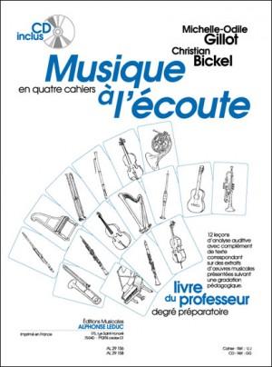 Michelle-Odile Gillot: Musique a lEcoute - No.32 - No.61