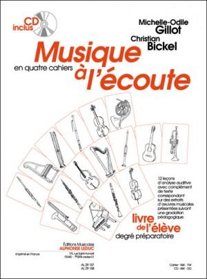 Michelle-Odile Gillot: Musique a lEcoute - No.5 & No.6