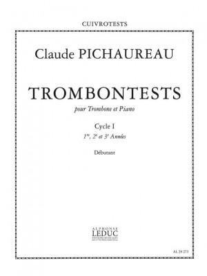 Claude Pichaureau: Claude Pichaureau: Trombontests Vol.1
