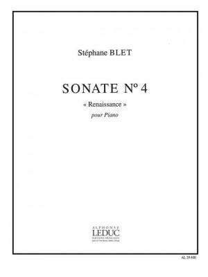Stéphane Blet: Sonate N04 Renaissance