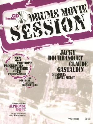Jacky Bourbasquet_Gastaldin: Drums Movie Session 25