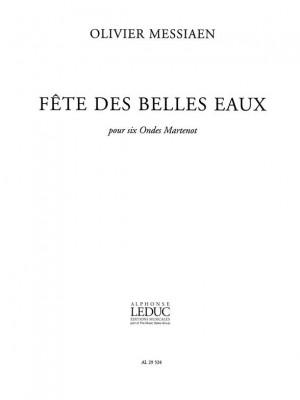 Olivier Messiaen: Olivier Messiaen: Fête des belles Eaux
