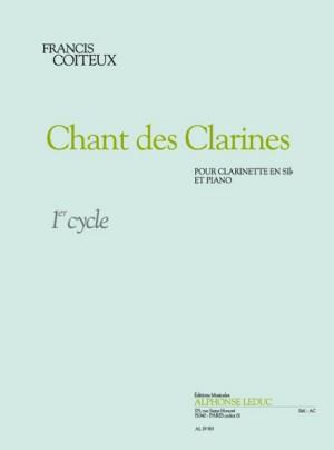Francis Coiteux: Chant Des Clarines