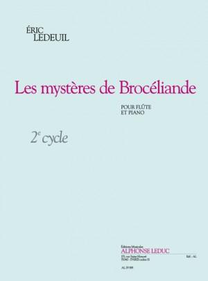 ric Ledeuil: Mysteres De Broceliande