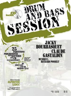 Jacky Bourbasquet: Drum and Bass Session - Amertume du Succes