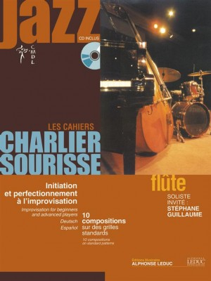 Charles Sourisse: Improvisation for beginners and advanced players