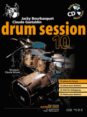 Jacky Bourbasquet: Drum Session 10