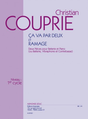 Couprie: a va par deux (et) ramage (cycle 1)