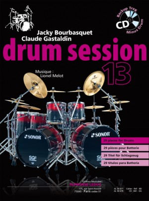 Bourbasquet: Drum session 13