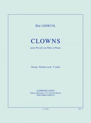 ric Ledeuil: Clowns