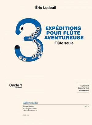 ric_Éric Ledeuil: Adventurous Expeditions for Flute