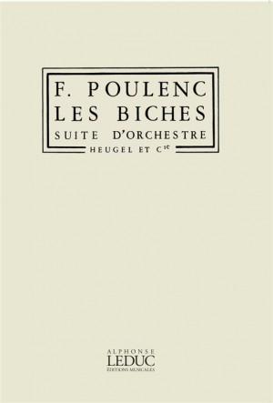 Francis Poulenc: Les Biches