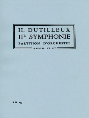 Henri Dutilleux: Symphonie N02 Le Double