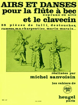 Michel Sanvoisin: Michel Sanvoisin: Airs et Danses