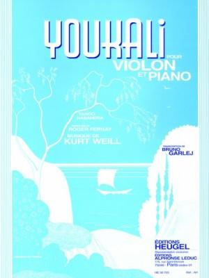 Kurt Weill: Youkali -Tango Habanera